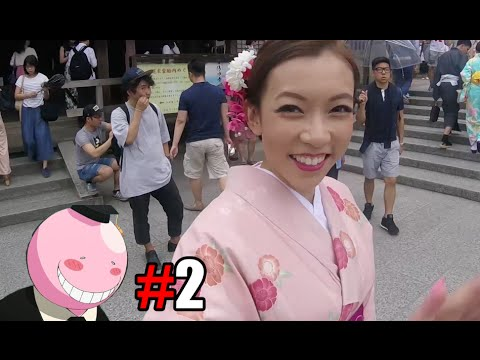 SEXY ASS GEISHA in Osaka - Japan vlog #105