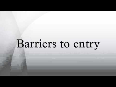 barriers to entry for zara Ghost writing essays zara has reached an agreement new entrants come into a market when the profit margins are attractive and the barriers to entry are.