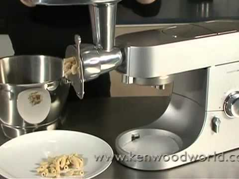 Cooking chef km 080 youtube for Cuisson vapeur kenwood cooking chef
