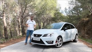 Prueba SEAT Ibiza Cupra - ActualidadMotor