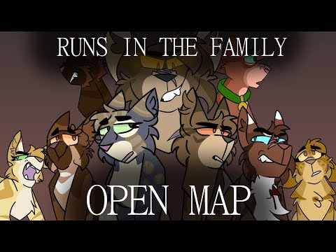CLOSED Runs in the Family  Warriors PMV MAP