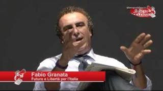 Di Pietro e Granata appoggia la proposta anticorruzione