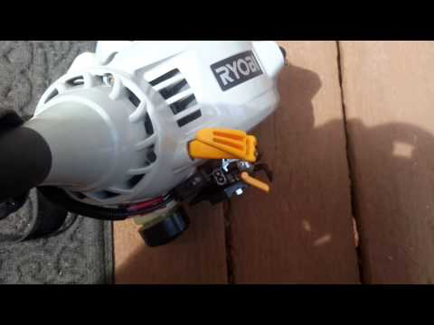 Ryobi ss30 carburetor adjustment