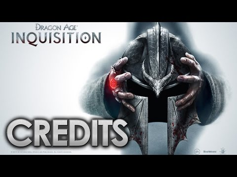 Dragon Age Inquisition - Credits [High Quality]