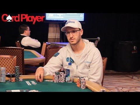 2017 WSOP Main Event: Max Silver On Day 6