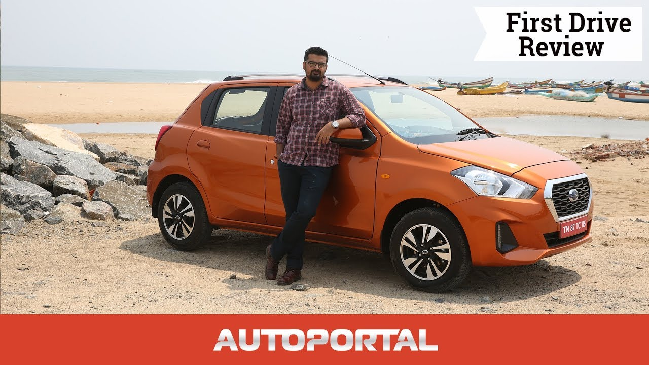 Datsun Go and Go Plus first drive review - Autoportal ...