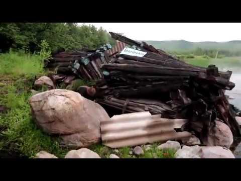 Путешествие в Забайкалье.Часть 4.Горячий источник на озере Арбакалир