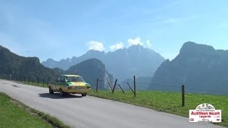 Austrian Rallye Legends 2014 - Trailer