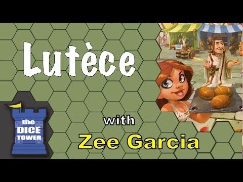 Lutèce Review - with Zee Garcia