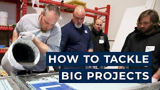 How to Tackle Big Projects - The Power of Collaboration