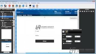 Web Acappella 4 - Módulo 6 - Aula 10 - Integrando PHP e criando um sistema de cadastro e login