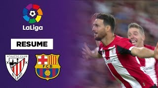Liga : Aduriz douche le Barça !