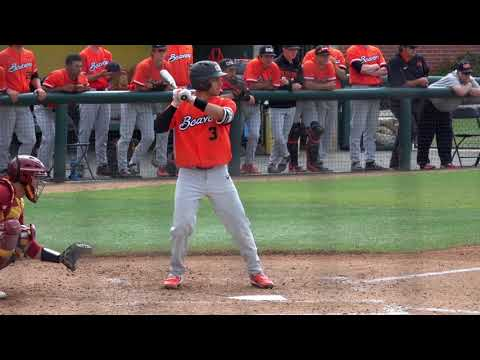 Nick Madrigal, Oregon State Junior INF