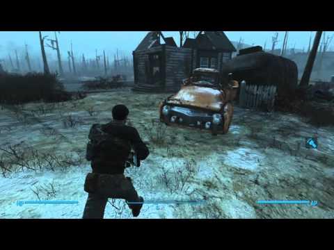 Fallout 4 Pacifying animals fail