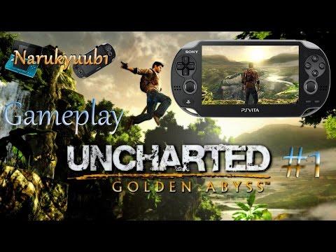 Ps vita | Uncharted: El abismo de oro (Golden Abyss) Gameplay en español parte 1