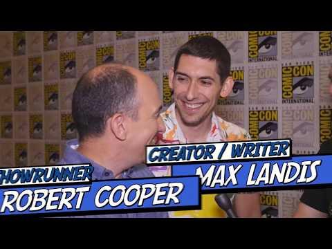 Max Landis talks Dirk Gently season 2 & his love of filmmaker Neil Breen!