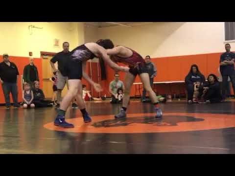 Nick Gonzalez vs. Cody Murgas, 4-7-18 @ Central York Open