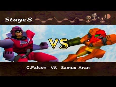 Super Smash Bros. 64   Captain Falcon  
