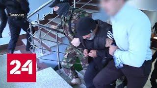 Криминальный авторитет Рашид Джамбульский задержан в Татарстане - Россия 24