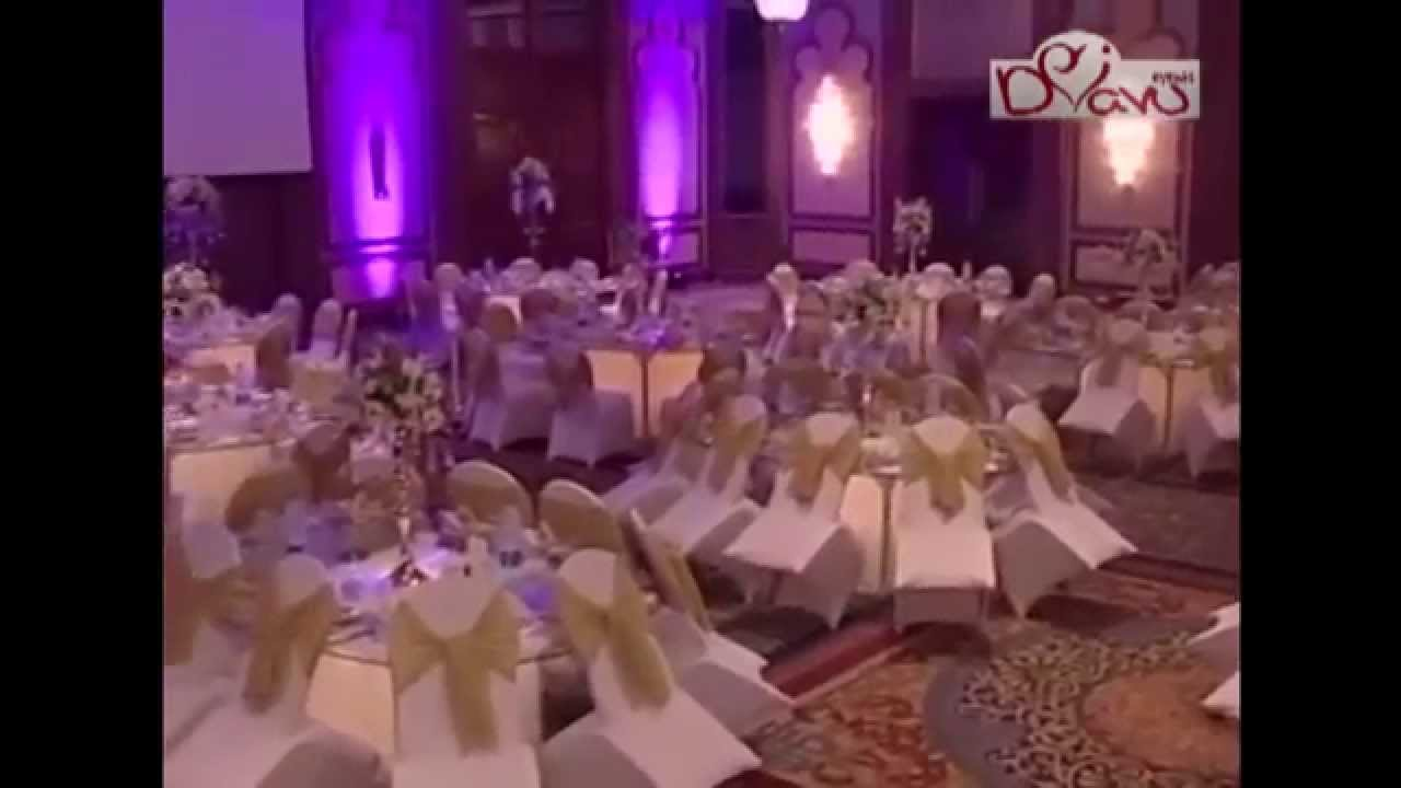 Wedding In Marriott Hotel By Dejavu Planner