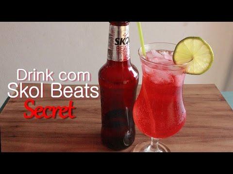 DRINK COM SKOL BEATS SECRET | Have a Drink #12