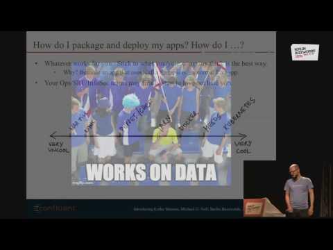 Berlin Buzzwords 2016: Michael Noll - Introducing Kafka Streams, new stream processing library ... on YouTube