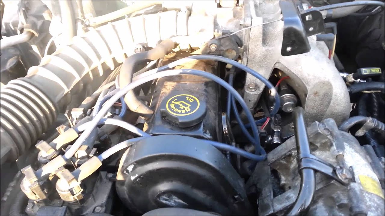 Mazda B Motor Swap Results