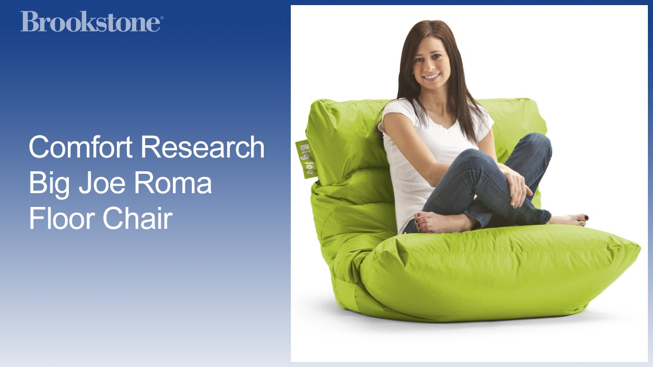 Comfort Research Big Joe Roma Floor Chair