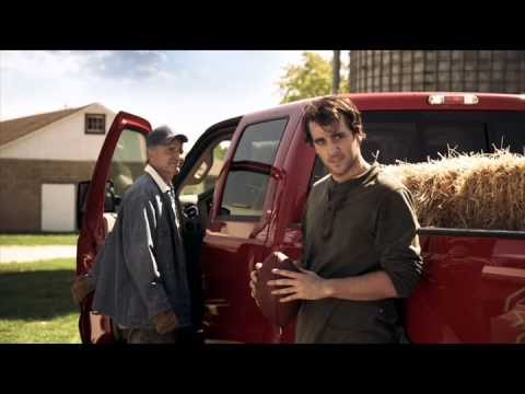 Aaron Rodgers Go To Guy Ford F150 Commercial