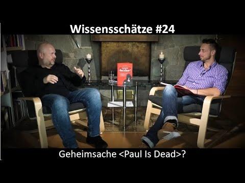Wissensschätze #24 - Geheimsache: Paul Is Dead? - OSIRIS Verlag - blaupause.tv