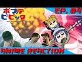 GOODBYE PENGUINS | Anime Reaction: Pop Team Epic Ep. 04