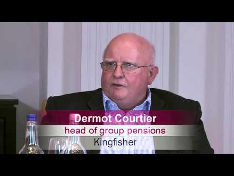 Pensions & financial education round table with Jonathan Watts-Lay.