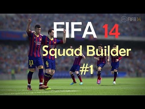 FIFA 14 Squad Builder #1 - Bundesliga