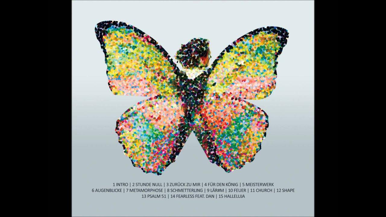 08 Cross Schmetterling Album Metamorphose