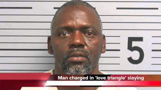 Man arrested in love triangle murder in Stevenson, Alabama
