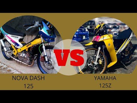 #9 PERTEMBUNGAN Yamaha 125Z Vs Honda Nova Dash 125 - Era 2000an