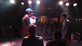 Klan-Feche VS Crack-Kusa (Final) Festival Dame Pista Vol.3