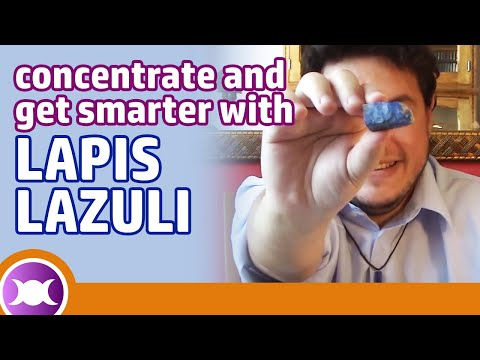 Lápis Lazuli - Crystal And Stones Benefits And Properties - How To Use Lápis Lazuli?