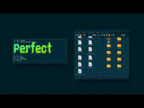 Let's Linux #016: rofi setup by budlabs