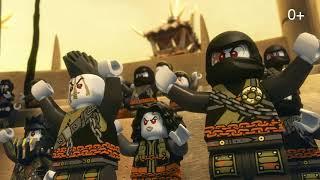 Охотники на драконов – LEGO Ninjago – Сезон 9