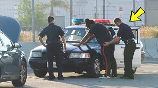 Top Cop Prank