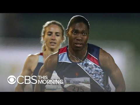 Olympian Caster Semenya loses appeal over testosterone levels