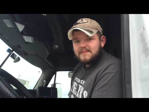 New Truck Driver Interview