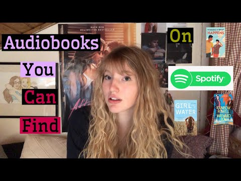 Audiobooks Available On Spotify | Charlotte Blickle