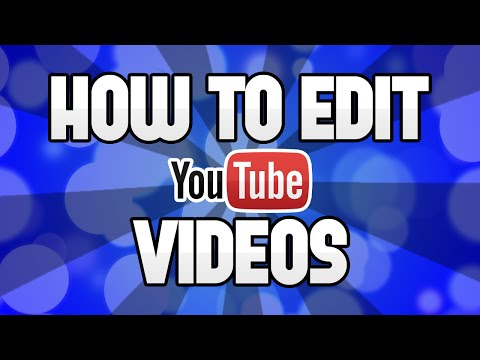 Free Editing Software! How To Edit YouTube Videos Like a Pro! -TONS OF TUTORIALS PACKED INTO 1-