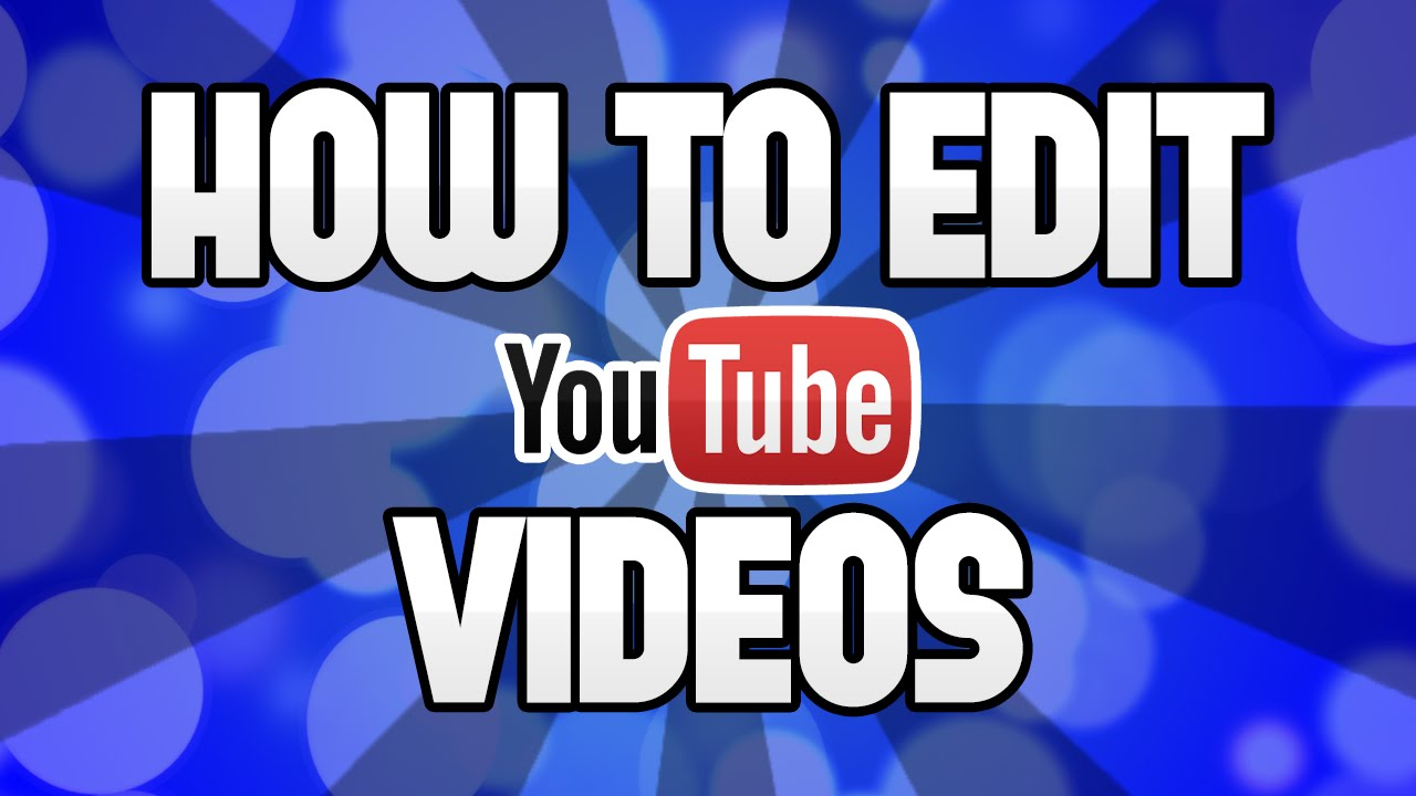 Free editing software how to edit youtube videos like a pro free editing software how to edit youtube videos like a pro tons of tutorials packed into 1 youtube ccuart Image collections