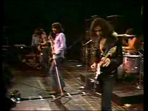 Deep Purple - Smoke On The Water Live, 1973