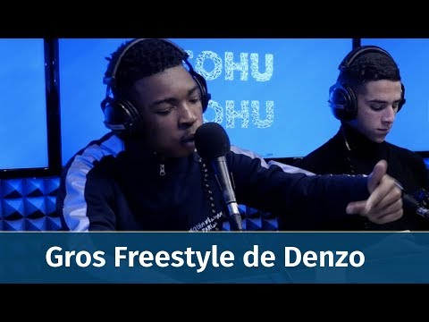 Gros freestyle de Denzo - Trop atroce
