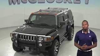 R97546NC - Used, 2007, Hummer H3, 4WD, Black, SUV, Test Drive, Review, For Sale -