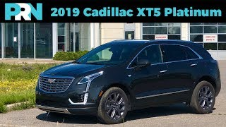 2019 Cadillac XT5 Platinum AWD | Looking Forward to 2020